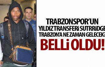 Sturridge Trabzon'a ne zaman gelecek?