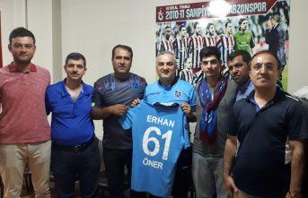 Trabzon basınından Van Trabzonsporlular derneğine ziyaret