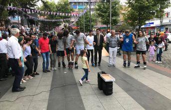Trabzon'da paten festivali düzenlenecek