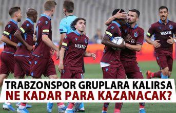 Trabzonspor UEFA Avrupa Ligi'nde gruplara kalırsa...