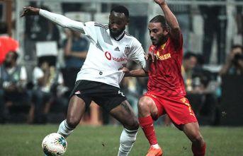 Beşiktaş Göztepe'yi rahat geçti