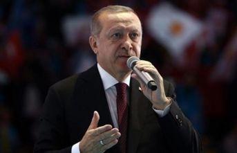 Cumhurbaşkanı Erdoğan Artvin'de konuşuyor...