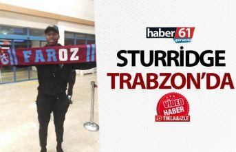 Daniel Sturridge Trabzon'a geldi