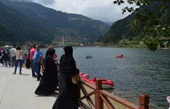 Trabzon'da geceleyen turist sayısı yüzde 28 arttı