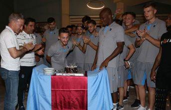 Trabzonspor'da Avdijaj'a sürprriz!