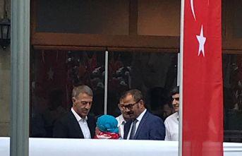 Ağaoğlu, Cumhurbaşkanı Erdoağan'ın Trabzon...