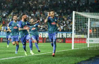 Rizespor Sivasspor'u geçti