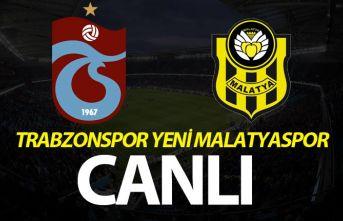Trabzonspor - Yeni Malatyaspor - Canlı Anlatım