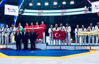 Türkiye Karışık Taekwondo Milli Takımı'ndan...