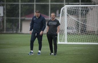 Karadeniz ekibinin teknik direktörü özür diledi