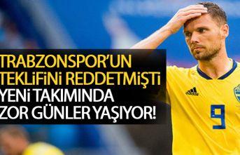 Trabzonspor'u reddetmişti! Gitiiği takımda protesto...