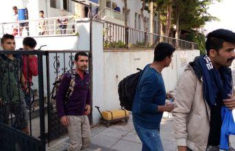 Tekirdağ'da kaçak göçmen operasyonu!