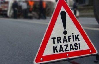 Varto da trafik kazası: 1 yaralı