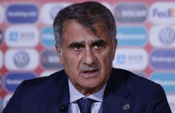 """Şenol Güneş: """"Fransa ile final maçı oynamak..."""