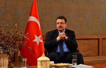 Ahmet Metin Genç: Okullarımızın emrinde olacağız