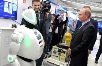 Robotlar 2030 yılına kadar Rusların yarısını işsiz bırakabilir!