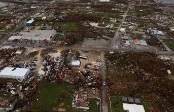 Dorian Kasırgası'nda korkunç tablo