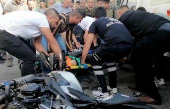 Erzincan'da feci kaza: 1 ölü 2 yaralı