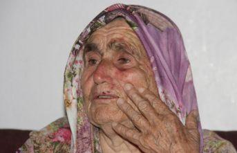 80 Yaşındaki kadına tecavüz etmeye kalktı!