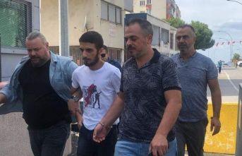 Cani evlat tutuklandı