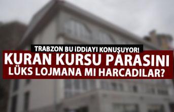 Trabzon bu iddiayı konuşuyor