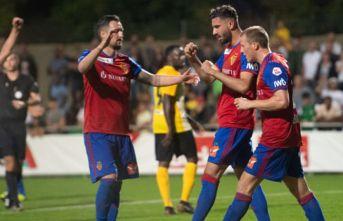 Trabzonspor'un rakibi Basel'den farklı galibiyet
