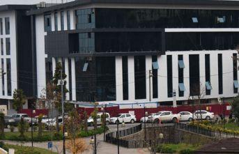 Ortahisar Belediyesi yeni binaya taşındı