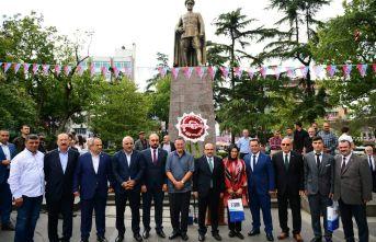 Ahilik Kültür Haftası kutlamaları başladı