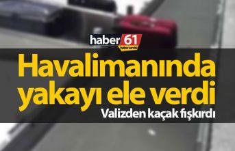 Trabzon Havalimanı'nda kaçağa geçit yok