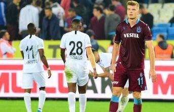 Trabzonspor'un planları tutmadı
