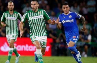 Trabzonspor'un rakibi Getafe puan kaybetti