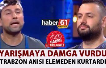 Masterchef'te Trabzon anısı yarışmacıyı elemeden...