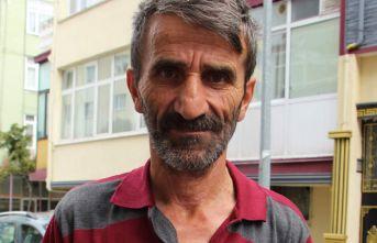 Trabzon'da 15 yıl önce kimliğini kaybetti başına gelmeyen kalmadı