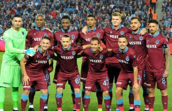 Trabzonspor'da artık gözler Avrupa'da