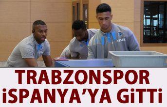 Trabzonspor, Madrid'e gitti