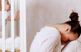 Loğusalık döneminde depresyona dikkat!