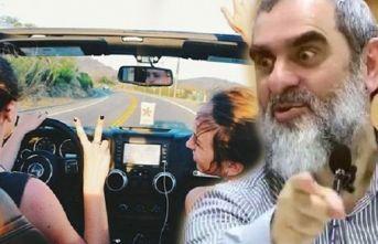 Nurettin Yıldız 'Kadının 90 km'den fazla araba kullanması haramdır'