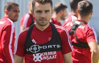 Sivassporlu Emre'den iddialı Trabzonspor sözleri:...