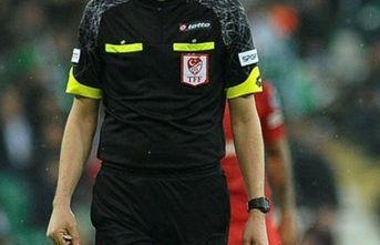 Süper Lig'de 5'inci hafta hakemleri açıklandı