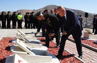 Bayburt'ta Gaziler Günü dolayısıyla tören düzenlendi