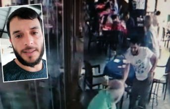 Gazeteciyi sokak ortasında vurdu! Video çekip kendini savundu!