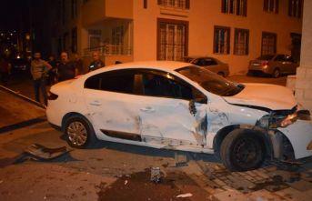 Malatya'da trafik kazası