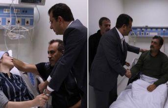 Ekrem İmamoğlu ve Haluk Levent, Tay ailesinin acısını...