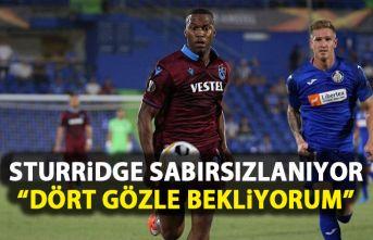 Sturridge'nin Sivasspor sabırsızlığı