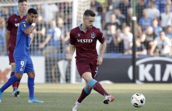 Trabzonspor'da Avdijaj fırsatı kaçırıyor