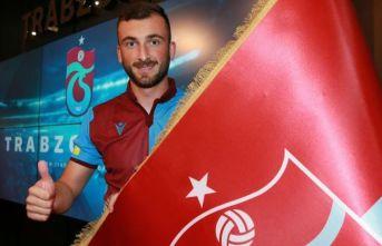Trabzonspor'un kiralık gönderdiği Andusic...