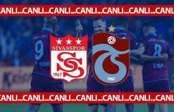Sivasspor Trabzonspor | Canlı