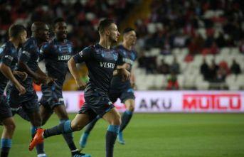 Sivasspor Trabzonspor maçında neler oldu?