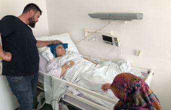Bebeklerini kaybeden Trabzonlu aile Almanya'da...