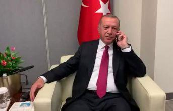 Bahçeli, Erdoğan'ı telefonla tebrik etti